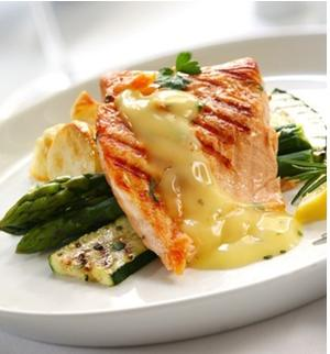Grilled Salmon With Lemon And Herb Butter Sauce | JTA Supermarkets Ltd ...