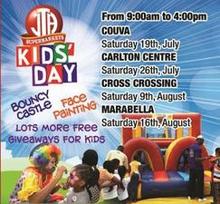 JTA Kids Day 2014