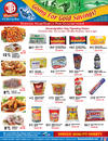 Download our monthly flyer for Going for GOLD Savings at JTA Supermarkets