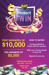 Protect and WIN with Protox!