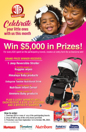 CELEBRATE YOUR LITTLE ONES BABY PROMOTION