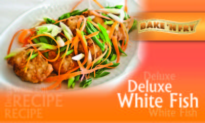 Download our monthly flyer for Deluxe White Fish