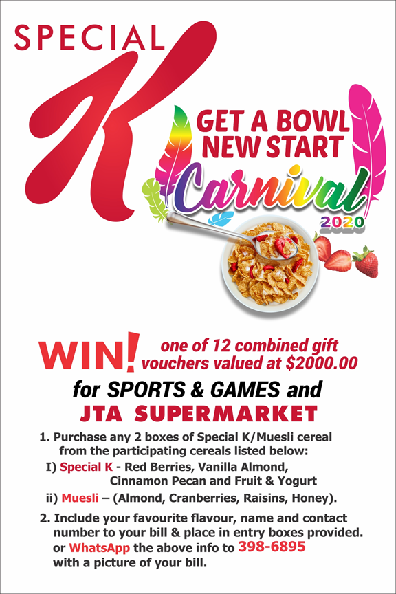 SPECIAL K CARNIVAL PROMOTION
