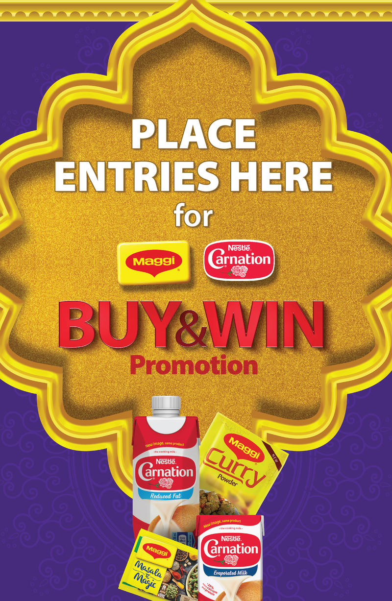 Carnation/Maggi DIVALI Promotion!