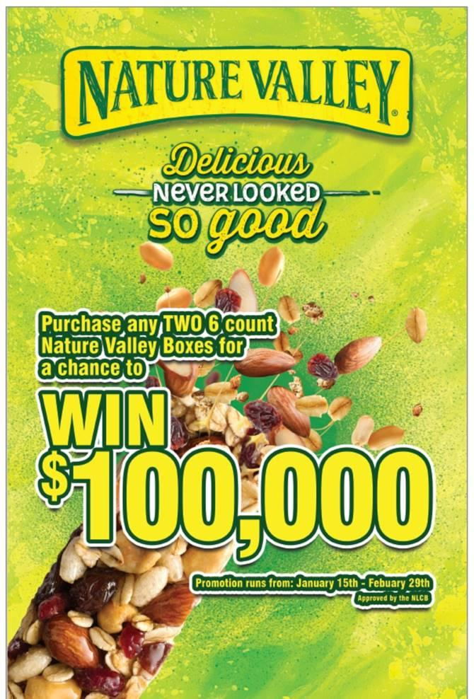 NATURE VALLEY CARNIVAL PROMOTION