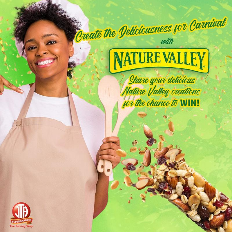 *SOCIAL MEDIA EXCLUSIVE* Create the Deliciousness with Nature Valley!