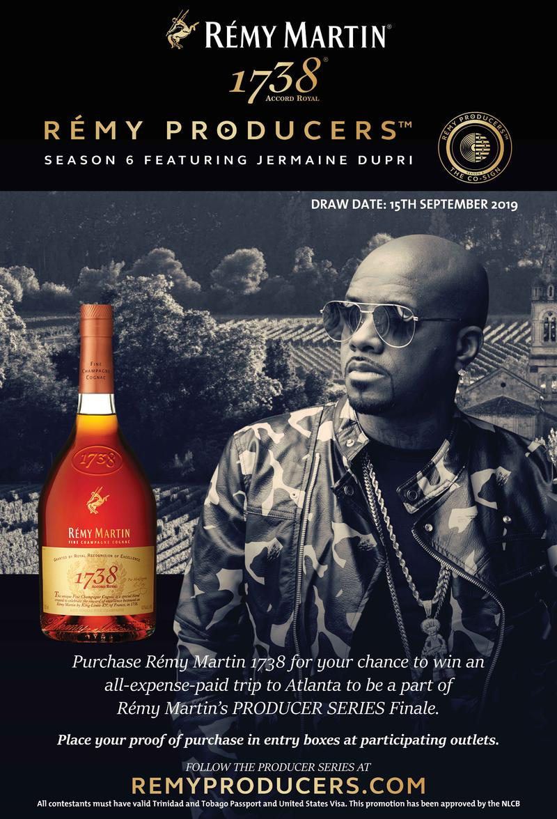 WIN a Trip to Atlanta with REMY MARTIN!