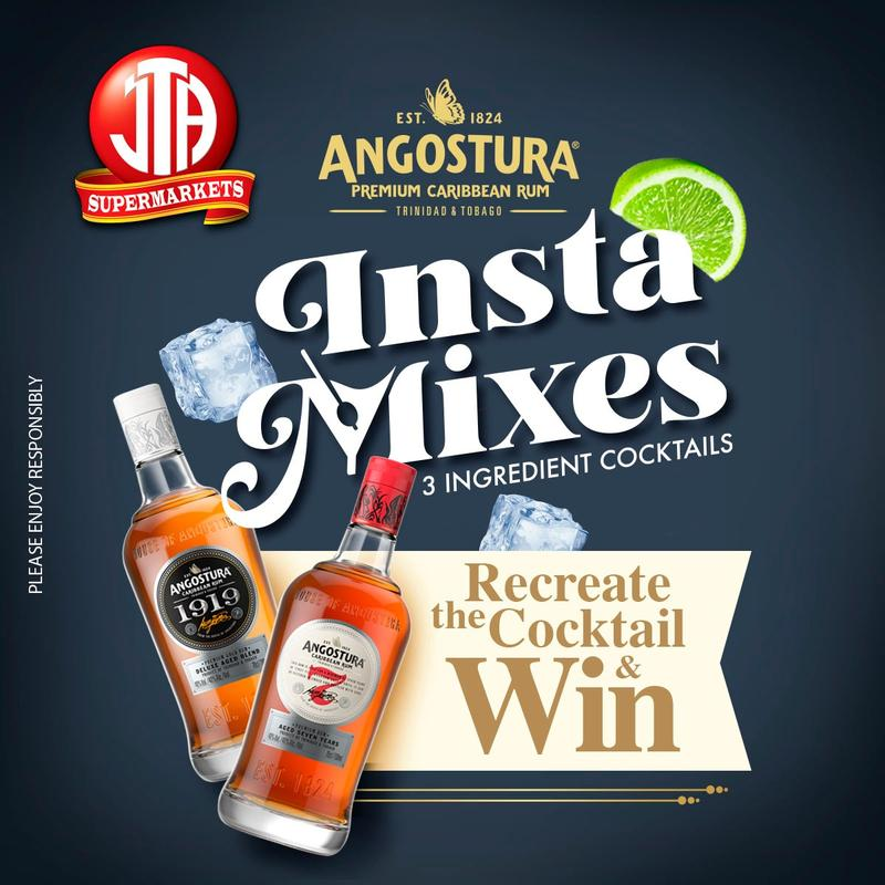 *SOCIAL MEDIA EXCLUSIVE* Fix Your Mix with Angostura!