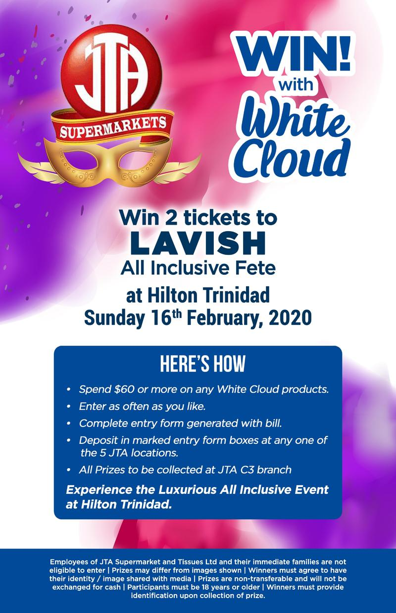 WHITE CLOUD CARNIVAL PROMOTION