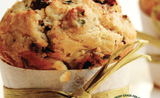 Decadent Dubliner Cheese and Herb Muffins